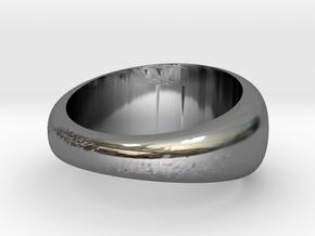 Model-36afe23b9b0c9e53e633e94e15d5e023 in Fine Detail Polished Silver