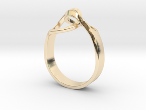 Link 2 18 in 14K Yellow Gold