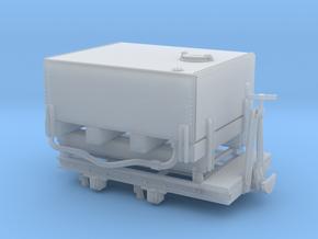Feldbahn Wasserlore Spur 0e / 0f in Smooth Fine Detail Plastic