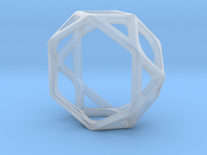 Structural Ring size 6 in Smooth Fine Detail Plastic