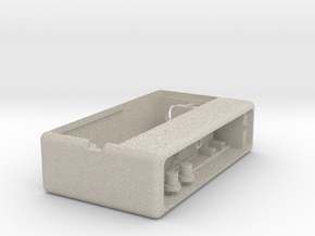 Bottom Feeder Box SX350J (Box, buttons) in Natural Sandstone