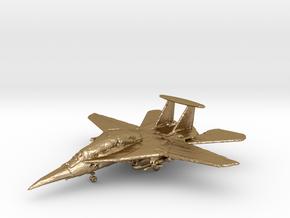 Airfighter KOBOLT in Polished Gold Steel