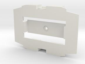 B-1-32-simplex-baseplate in White Natural Versatile Plastic