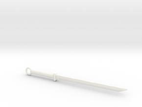Sento Pendant (MKX) in White Processed Versatile Plastic