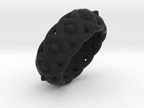 SPIRAL 2 size 10.5 in Black Natural Versatile Plastic