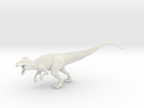 Indominus Rex  in White Natural Versatile Plastic