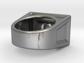 Prt0005 in Raw Silver