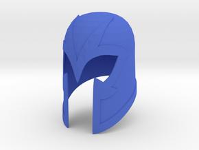 Magneto Helmet - First class  in Blue Processed Versatile Plastic