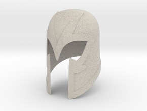 Magneto Helmet - First class  in Natural Sandstone