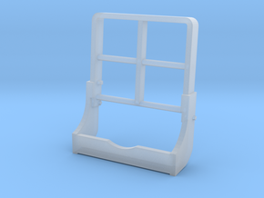 1/64 Hood Guard for 8R and 7R Tractors in Smooth Fine Detail Plastic