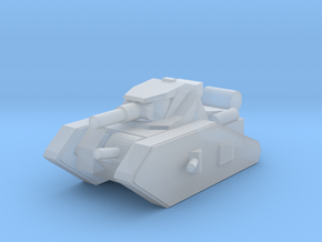 [5] Heavy Tank in Smooth Fine Detail Plastic