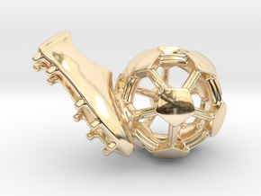 iFTBL Precision / The One in 14k Gold Plated Brass