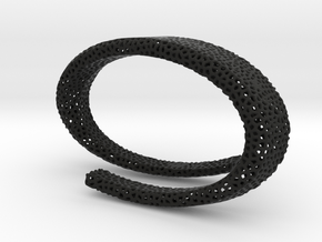 SCHIK BRACCIAL  in Black Strong & Flexible
