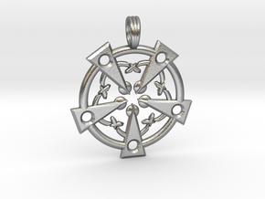 MAGICK SOULS in Natural Silver