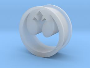 Star Wars Rebel Alliance 21mm Ear Ring Gauge in Smooth Fine Detail Plastic