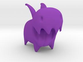 Swagling in Purple Processed Versatile Plastic