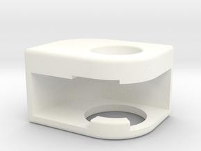 IPhone 6/6+ Macro Lens FOR CASES (11mm lenses) in White Processed Versatile Plastic