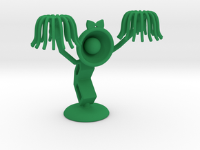 "Lele as ""CheerLeader"" : ""Let's Cheer up!"" - DeskTo in Green Processed Versatile Plastic"