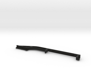YZ2-MAX4 Sidepod Right in Black Natural Versatile Plastic