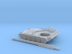 M-110A2-3 piezas-N in Smooth Fine Detail Plastic