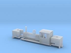 "OO9 Southern Fuegian Railway ""Nora"" Garratt in Smooth Fine Detail Plastic"