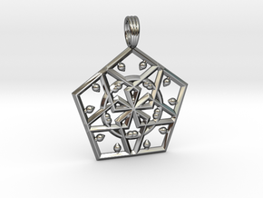 ANCIENT AWARENESS in Premium Silver