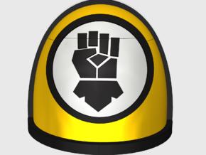 Kings Fist Legion - Gen4:Maximus Shoulder x10 in Frosted Ultra Detail