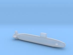 Trafalgar Class SSN, Full Hull, 1/1800 in Smooth Fine Detail Plastic