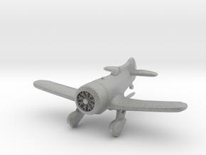 1:144 Gee Bee Model Z Racer Plane in Metallic Plastic