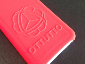 IPhone 6 Customize With Your Image in Red Processed Versatile Plastic