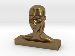 Katy4 in Natural Bronze