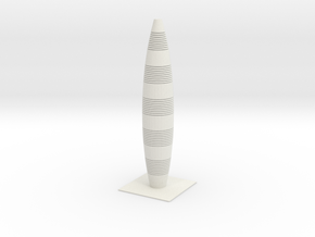 Anki & Guild Cityscape - The Bowling Pin in White Strong & Flexible