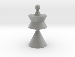 Simple in Metallic Plastic