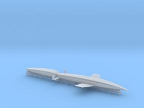 Silverbird Rocket Plane in Smooth Fine Detail Plastic