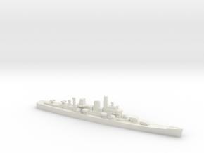 Boston-Class Cruiser, 1/3000 in White Natural Versatile Plastic