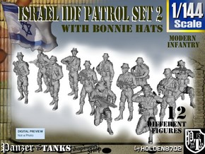 1-144 IDF BONNIE PATROL SET 2 in Frosted Ultra Detail