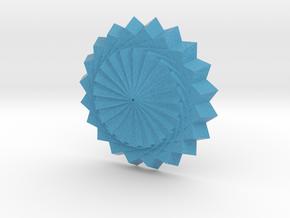Spinwheel in Full Color Sandstone
