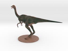 Replica Miniature Toys Dinosaurs Gallimimus  in Full Color Sandstone