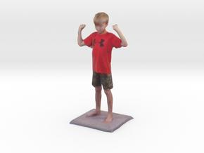 Skanect 3D Scan in Full Color Sandstone