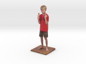 Test Boy 3 in Full Color Sandstone