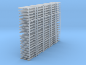 "HO scale 40""x48"" pallet - 100 pack in Frosted Ultra Detail"