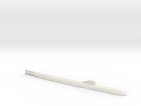 November-Class SSN, 1/1800 in White Strong & Flexible