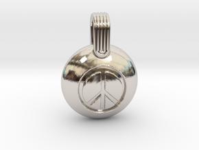 Peace in Platinum