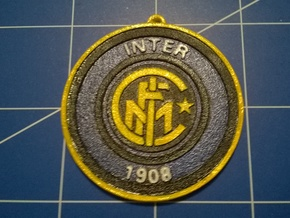Inter Fc 01 in White Processed Versatile Plastic