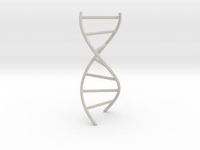 DNA Pendant in Natural Sandstone