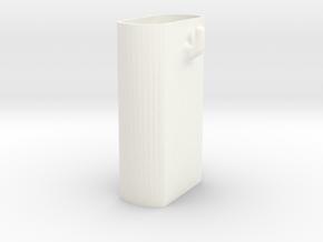 Plantronics slip case for long cord in White Processed Versatile Plastic