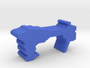 Game Piece, Support Star Frigate in Blue Strong & Flexible Polished