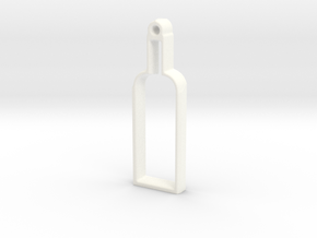"ABSOLUT PLASTIC 3"" in White Processed Versatile Plastic"