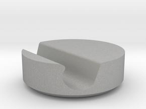iPhone 8 Minimalist Stand in Aluminum