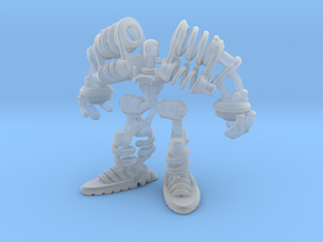"Springbot V2-7 /Series#1  (50% 2.6cm/1"") in Smooth Fine Detail Plastic"